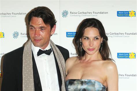 Forlani Dougray Wed by Forlani Rumored To Dated Brad Pitt Before