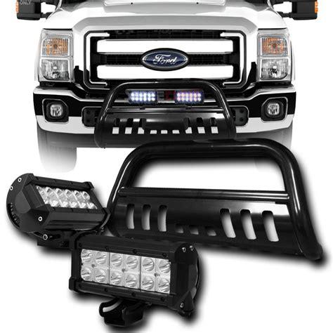 11 15 Ford F250 F350 F450 F550 Superduty Front Bull Bar Led Light Bar For Bull Bar
