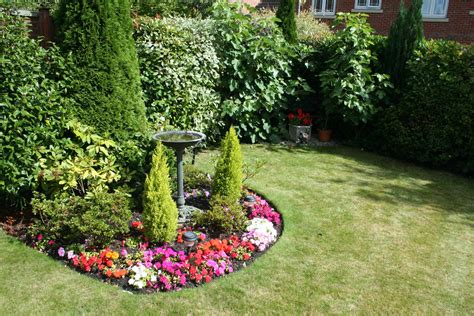Garden Flower Beds Flower Bed Ideas The Ultimate Touch Of The Nature In Your Garden Midcityeast