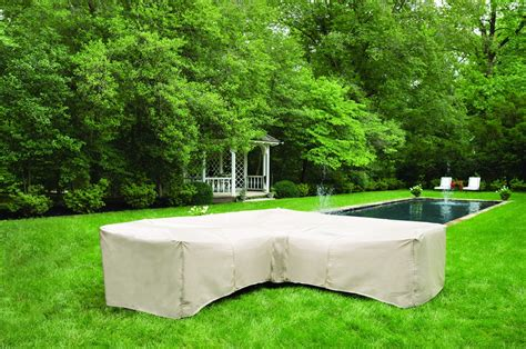 Pci Sectional Outdoor Furniture Cover Extension Outdoor Sectional Furniture Covers