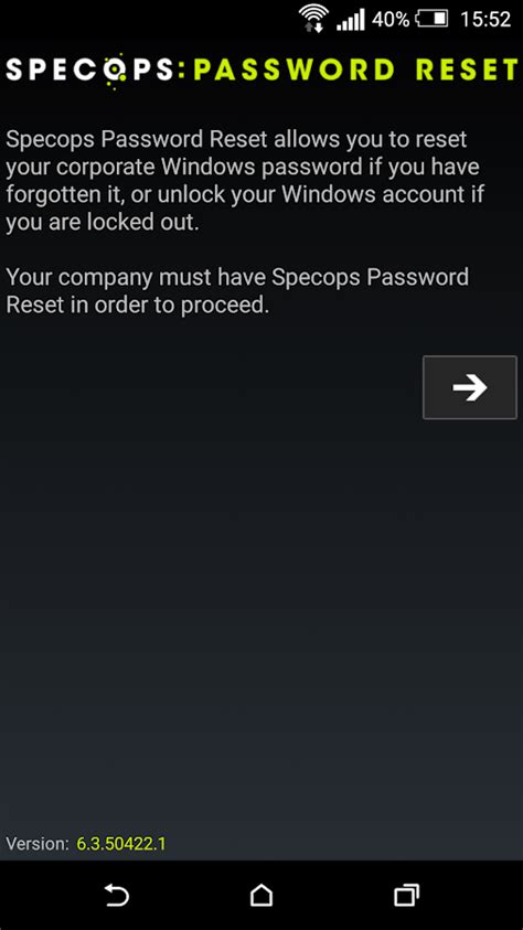 android reset yahoo password specops password reset android apps on google play