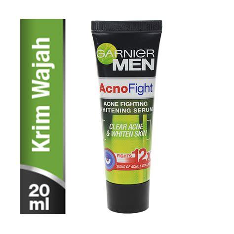 Pelembab Garnier Acno Fight jual garnier acno fight moisturizer 20 ml