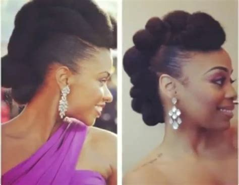 hypnotic roll hairstyle natural hairstyles 20 most beautiful pictures and videos