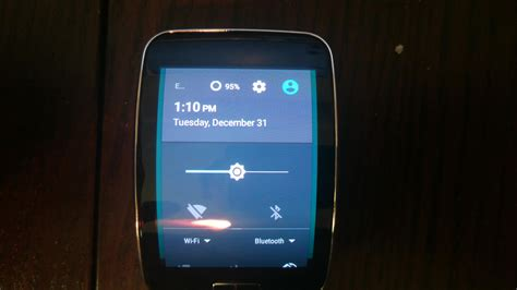 android gear developer gets android lollipop working on samsung gear s sammobile