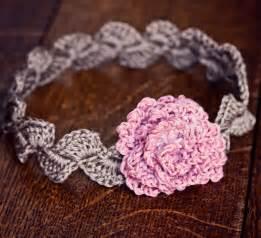 crochet headbands for babies crochet pattern centifolia headband sizes baby to