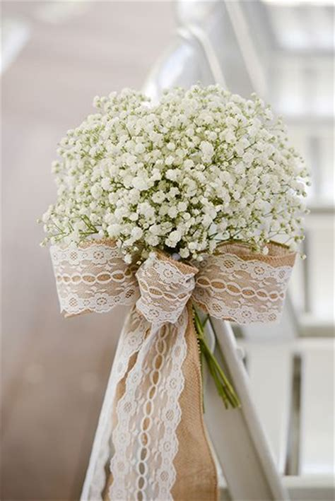 Baby S Breath Wedding Aisle by The 25 Best Ideas About Babies Breath Wedding On