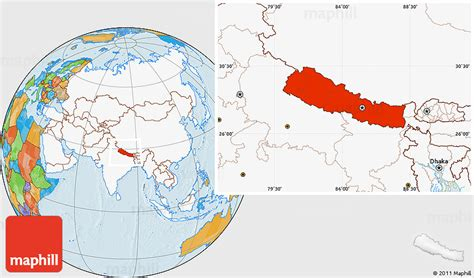 nepal world map geographic location of nepal government of nepal elsavadorla