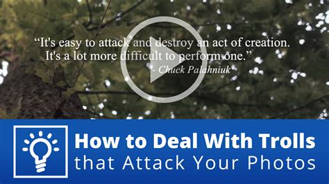how to attack your how to deal with trolls that attack your photos farbspiel photography
