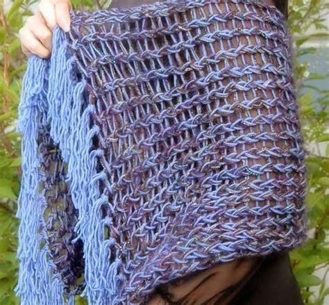 triangle loom pattern shawl loom and the o jays on pinterest