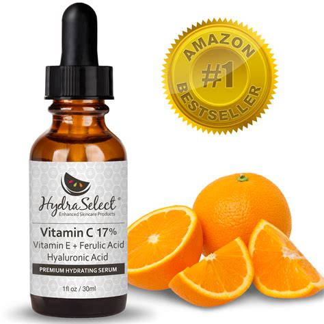 Serum Vit C La Tulipe best vitamin c serum hydra select