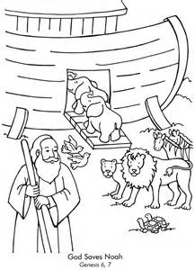what color was noah free coloring pages of animals of noah