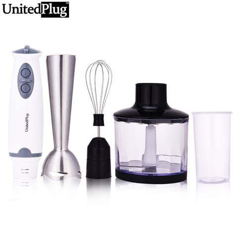 Blender Kitchen 7 In 1 unitedplug 4 in 1 multi function electric food blender set