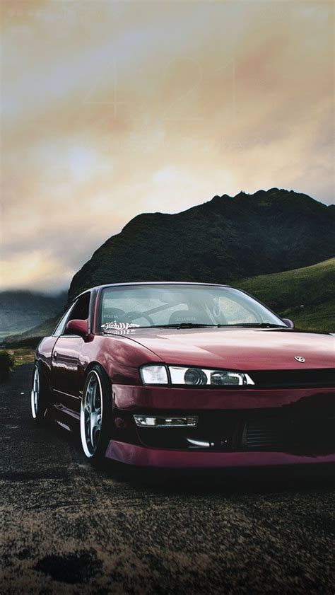 nissan phone wallpaper nissan silvia s14 iphone5 wallpaper iphonewallpaper