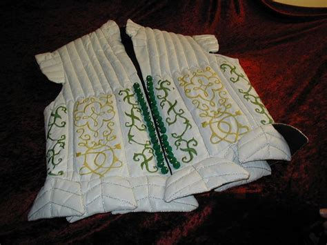 Quilted Doublet by 17 Best Images About Quilted Armour Larp On