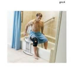 sliding seat chair bath transfer bench tub shower safety