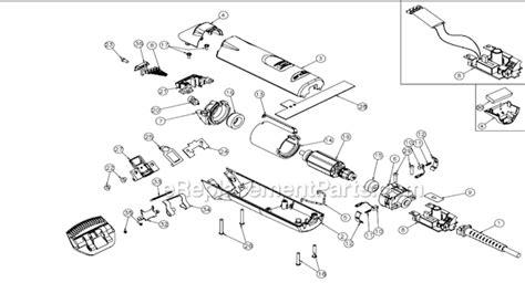 wahl clipper parts diagram andis agcl parts list and diagram ereplacementparts
