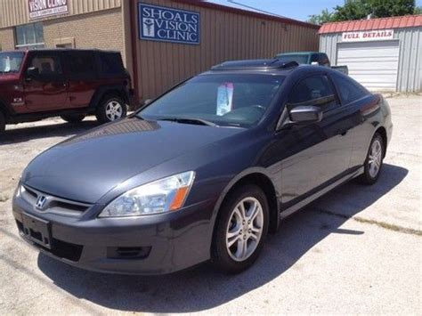 honda accord heated seats find used 2007 honda accord ex l coupe 4 cyl auto sun roof