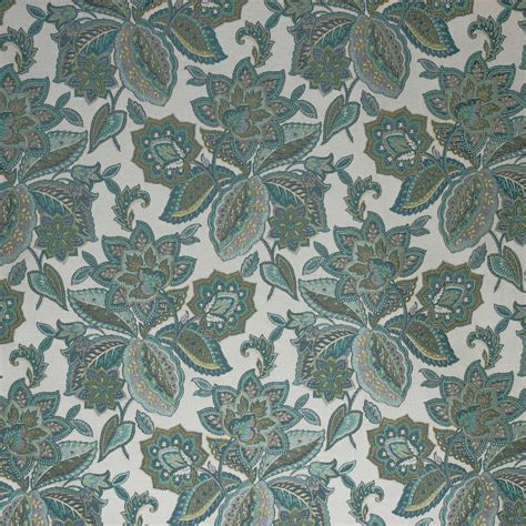 Waverly Upholstery Fabrics by Waverly Treasure Trove Peacock The Fabric Mill
