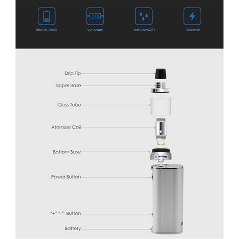 Jomotech Lite 80 Tc Vape Box Mod Kit 80w 2600mah Jomo 130 jomotech lite 80 tc vape box mod kit 80w 2600mah jomo 130 black jakartanotebook