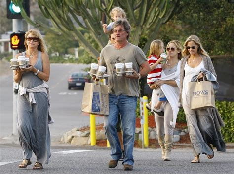 oliver hudson mother kurt russell erinn bartlett photos kate hudson and