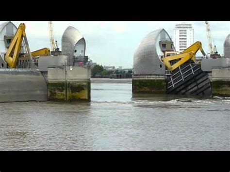 thames barrier movie charting the thames a port of london authority film doovi