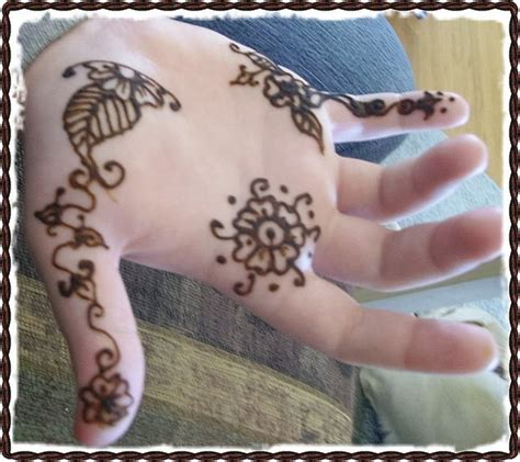 henna hand painting by henna tattoos ogden utah