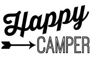 How To Make A Duvet Happy Camper A Diy Sign Lovely Etc