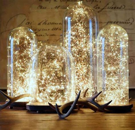 bell jars cloche display home decor interior design