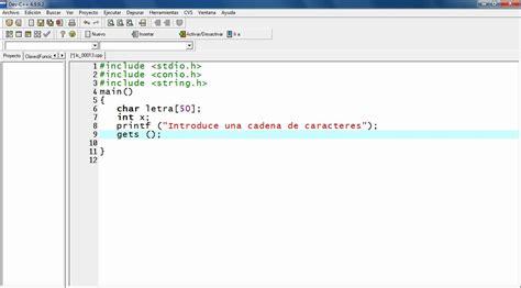 cadenas en c lenguaje c 00013 cadenas de caracteres 0001 longitud de