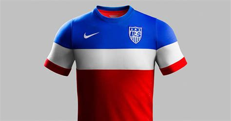design jersey com nike s usa world cup jersey design data driven