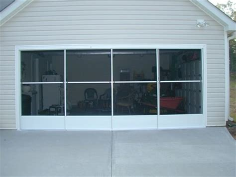 Sliding Garage Door Screen Kits Garage Screens