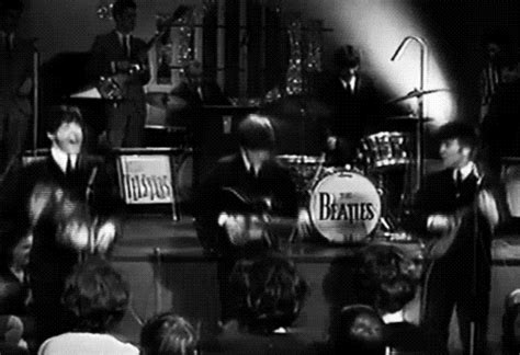 beatles gifs find share  giphy
