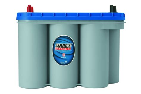 optima boat battery optima blue top d31m deep cycle marine battery jet