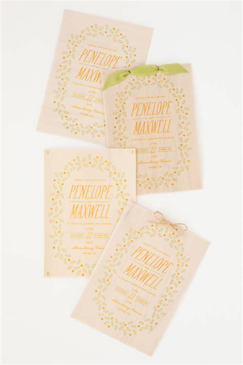 Wedding Invitations You Can Print Yourself by Diy Print It Yourself Wood And Vellum Wedding Invitations