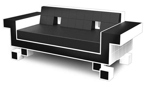 space invader couch retro couch is quite the space invader the register