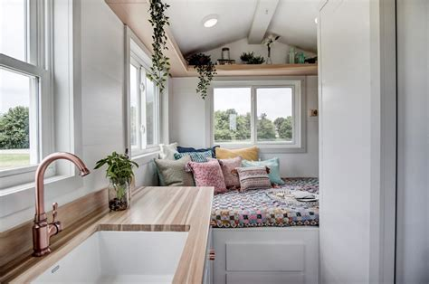 Cost Of Tiny House 5 impressive tiny houses you can order right now curbed