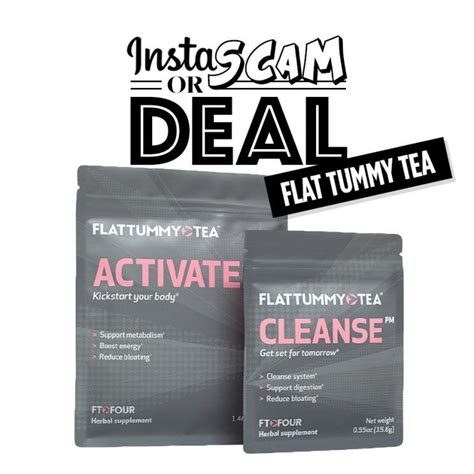Does Detox Tea Work Yahoo by Does The Tummy Flattening Tea Khlo 233 Promotes On