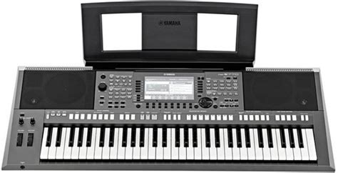 Yamaha Psr S770 Arranger yamaha psr s770 61 key arranger keyboard review keytarhq