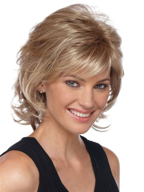 shoulder length layered curly haircuts with front and back pictures 1000 images about hair on pinterest shag hairstyles
