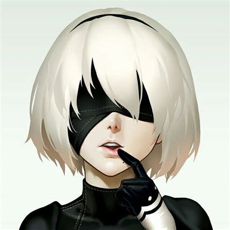 Anime Profile Pictures by Pin By Abdul Aziz On Near Automata