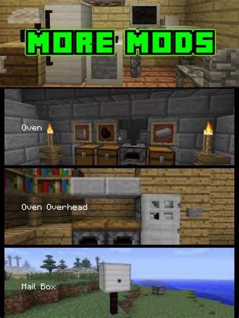 cách mod game ios furniture mods guide for minecraft pc game edition by