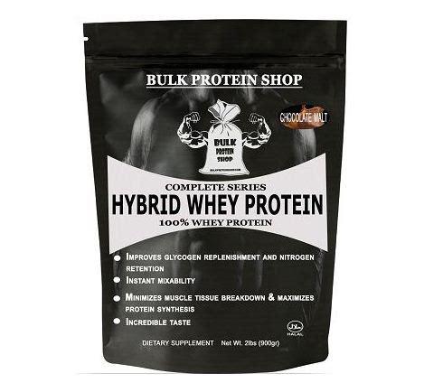 Whey Hybrid jual hybrid whey protein suplemen protein murah