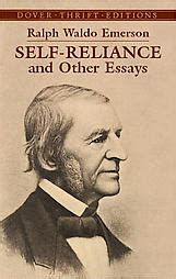 my other self books self reliance and other essays by ralph waldo emerson