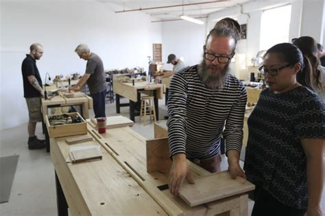 woodworking classes woodworking growing popular among city dwellers