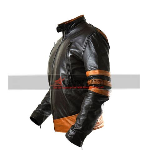 origins wolverine brown jacket
