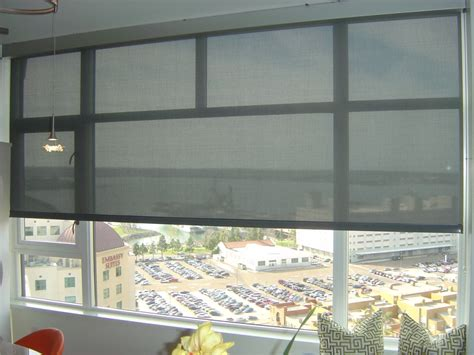 Motorized Window Shades Motorized Blinds And Shades 3 Blind Mice Window Coverings