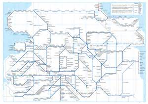 northern map northern trains rail maps