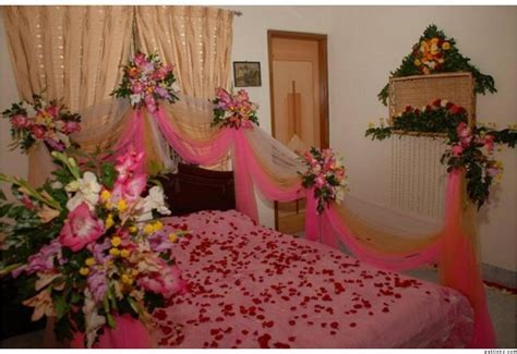 Wedding Decorations: Romantic Wedding Room Decoration