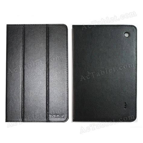 Leather Ainol Numy Ax 1 leather cover for ainol ax10t numy 3g mt8312 dual