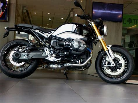 bmw r ninet price in india bmw motorrad launches r ninet in india drivespark news